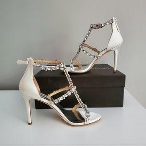 Badgley Mischka Querida shoes NIB